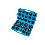 Набор съемников масляных фильтров 30 предметов Vertul VR50038