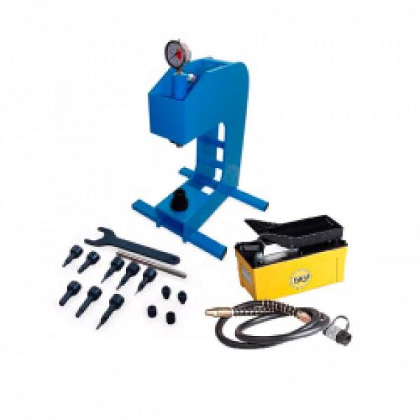 Клепальный станок усилием до 1000 кг с пневмоприводом ODA-A1187K-A