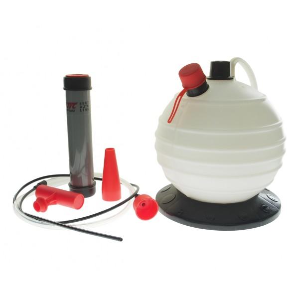 Приспособление для откачивания масла 6лчерез щуп, ручной приводJTC JTC-6667