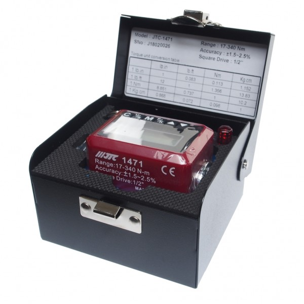 Ключ динамометрический 1/2 JTC-1471