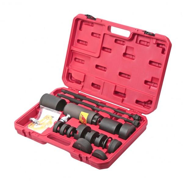 Приспособление для снятия и установки сайлентблоков (МERCEDES,BMW) с гидравл. приводом комплект JTC JTC-4820