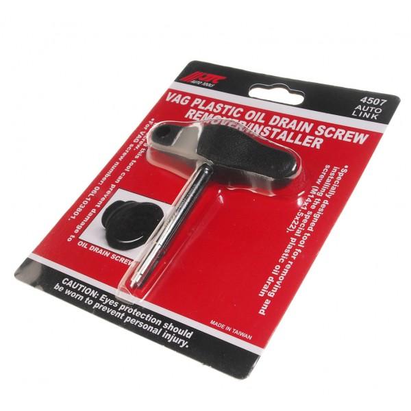 Ключ для маслосливных пробок специальный (VAG) JTC JTC-4507
