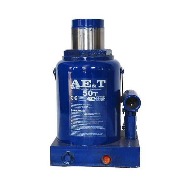 Домкрат бутылочный  AE&T 50т T20250
