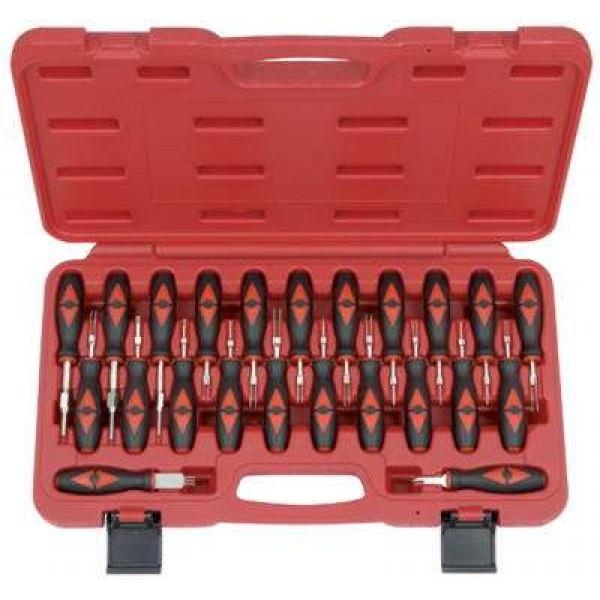 Набор приспособлений для разъединения электроконтактов 23пр. LICOTA ATA-0436A