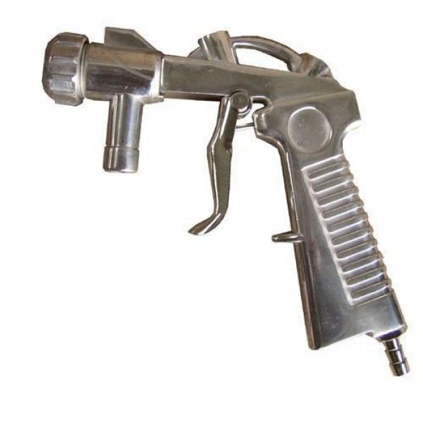 F-SBC-GUN5 Forsage Пистолет для пескоструйного аппарата SBCG с комплектом сопел 4шт (4,5,6,7мм)