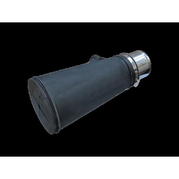 TROMMELBERG CA000076120 Насадка неопреновая диам. 120 мм для шланга 76 мм
