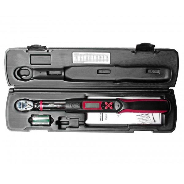 """Ключ динамометрический цифровой 1/2"""" 24-135Nm 415 мм. JTC"""