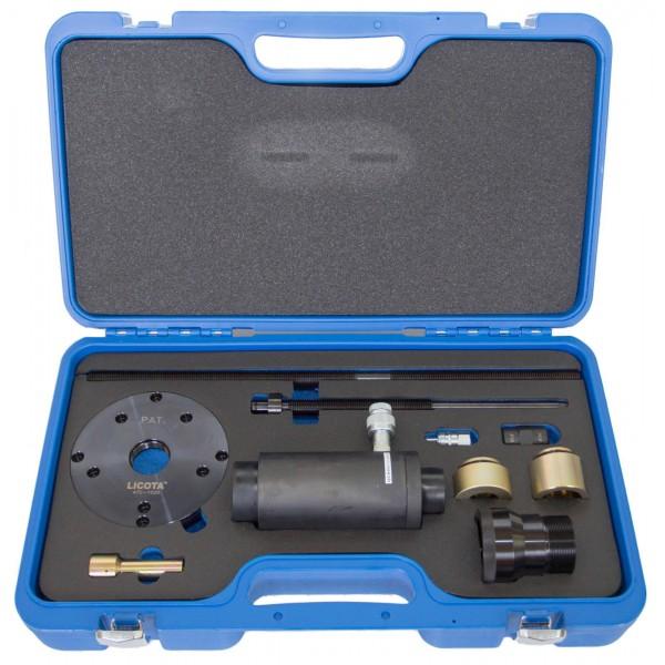 Съемник гидравлический для запрессовки и выпрессовки сайлентблоков и подшипников LICOTA ATC-1020
