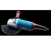 Углошлифовальная машина Forsage electro AG230-2600JHP (220В, 2600Вт, диаметр диска 230мм, макс. 6400об/мин) с поворотной рукояткой