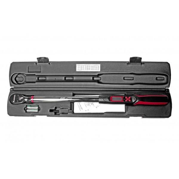 """Ключ динамометрический цифровой 1/2"""" 68-340 Нм 650 мм. JTC"""