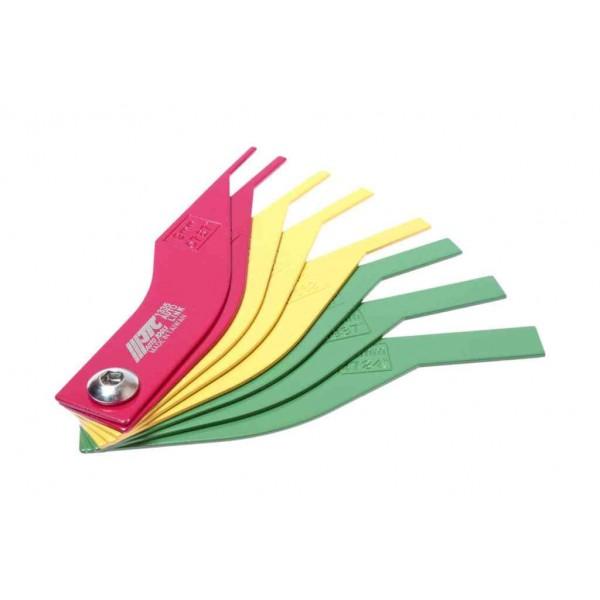 JTC-1335 Набор щупов для измерения толщины тормозных колодок