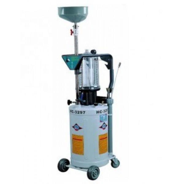 Установка для удаления отработанного масла Forsage HC-3297  90л