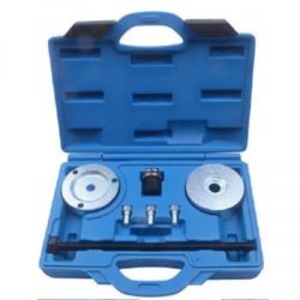 Набор инструментов для замены сайлентблоков FIAT(Stilo, Bravo,Lancia Delta), 7пр.,в кейсе ROCK FORCE RF-905T16