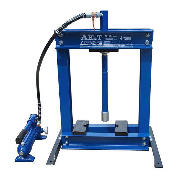 Пресс  AE&T 4т гидравлический T61204