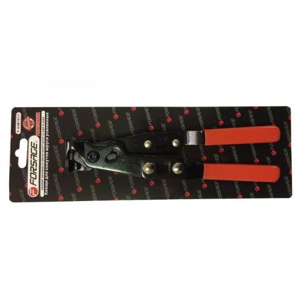 """Forsage Клещи для хомутов шруса с возможностью затяжки динамометрическим ключом 1/2"""", в блистере F-04B1011"""