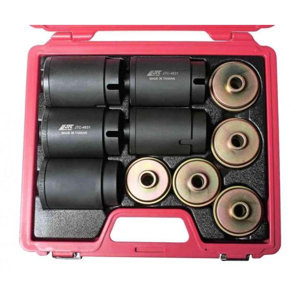 JTC-4831 Набор съемников сайлентблоков под гидравлический привод