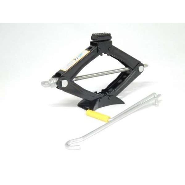Forsage Домкрат механический (ромб) 1.2т с резиновой накладкой (h min 100мм, h max 350мм) F-ST-103А