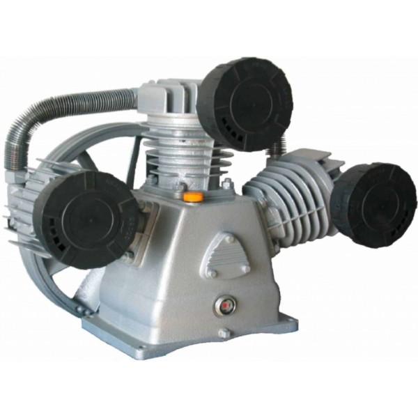 F-TB365 Forsage Голова компрессорная 3-х поршневая  (3,0кВт, производительность 360л/мин, давление 8бар)