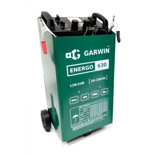 Пуско-зарядное устройство ENERGO 630