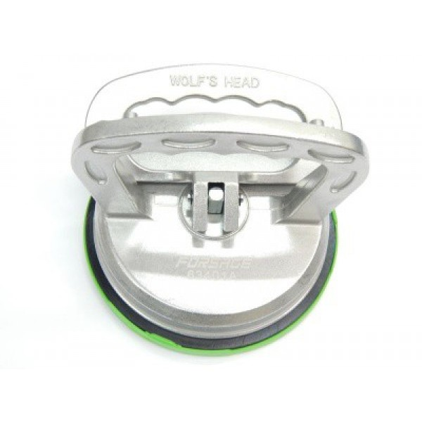 F-63401A Forsage Съемник стекол однозажимной (присоска) диам. 123мм-30кг (алюм.)