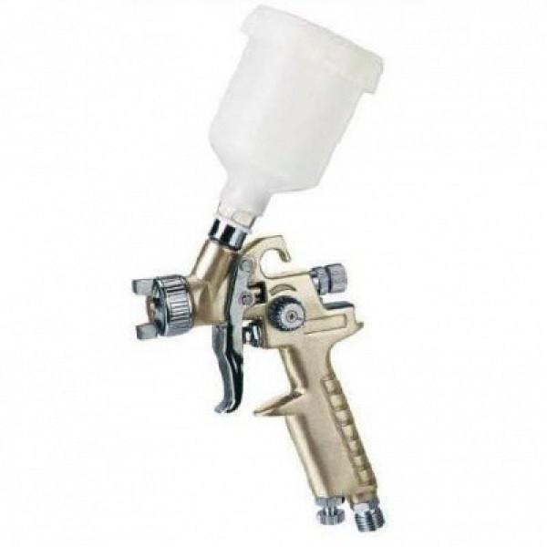 Краскораспылитель Partner H-2000-2V с верхним пластиковым бачком (бачок 120мл, сопло 1.0мм)
