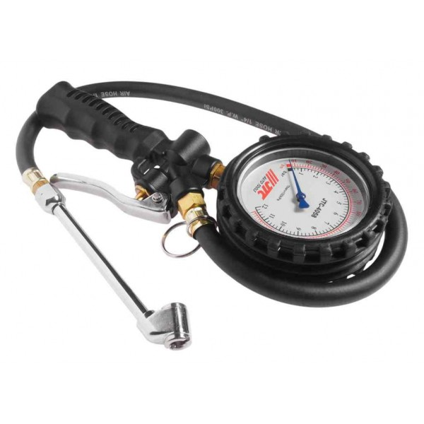 JTC-4058L Шинный манометр 3-функциональный