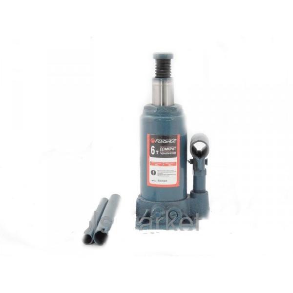 Forsage Домкрат бутылочный  6 т с клапаном (h min 185мм, h max 355мм) F-T90604