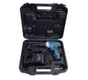 Шуруповерт аккумуляторный Forsage electro CDH10.8V-LI 10.8V, 1.5Ah, 22Nm, патрон 0.8-10мм, (2шт LI-ion аккум.) (в кейсе)