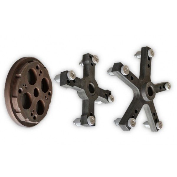 TROMMELBERG A1448.41 Комплект адаптеров для центровки колес грузового транспорта