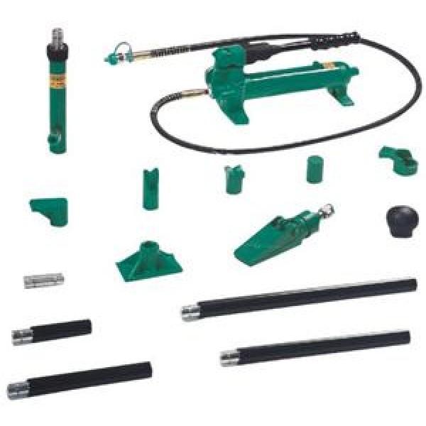 JONNESWAY AE010020 Набор гидроинструмента (4т односкоростной), 18 предметов