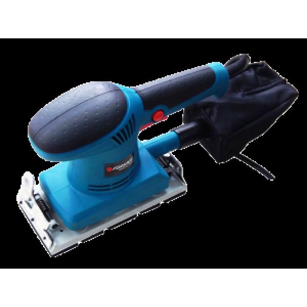 Виброшлифовальная машина Forsage electro OS90180-280P (крепление: зажим, 220В, 280Вт, 93х183мм, 11000кол/мин) с пылесборником