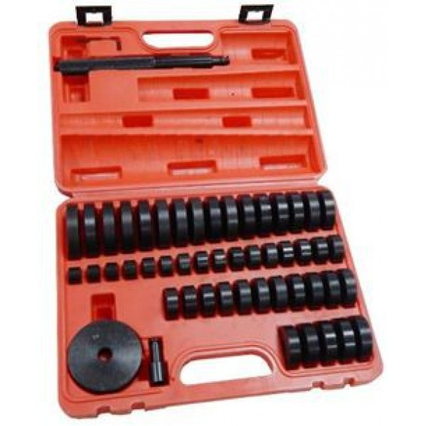 Forsage F-952U2 Набор оправок металлических для выпрессовки и запрессовки подшипников, втулок, сальников