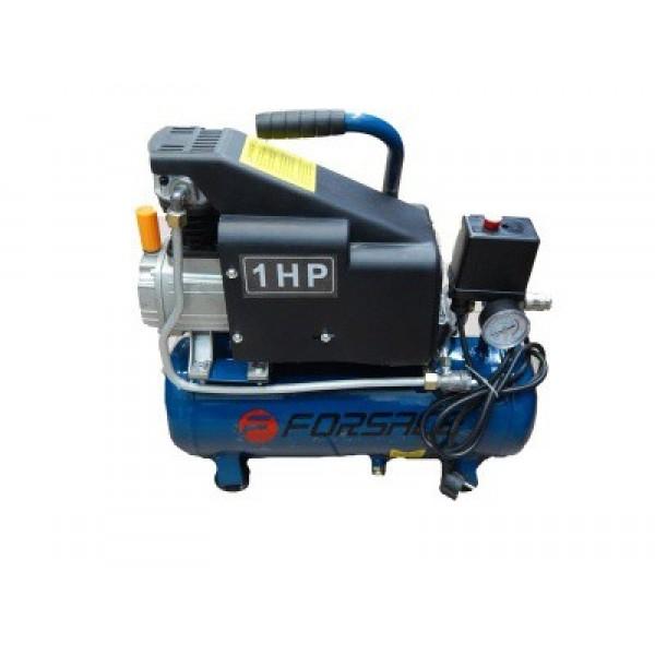 Компрессор Forsage F-BM9L 9л поршневой с прямым приводом (0,75 кВт,ресивер 9л,8 бар,220В)