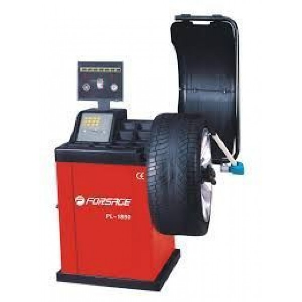 F-PL-1890 Forsage Стенд балансировочный автомат PL-1890 c LCD монитором, макс. диаметр диска 10 - 24