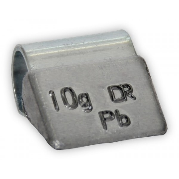 Грузик балансировочный для литых дисков 10 г Dr.Reifen