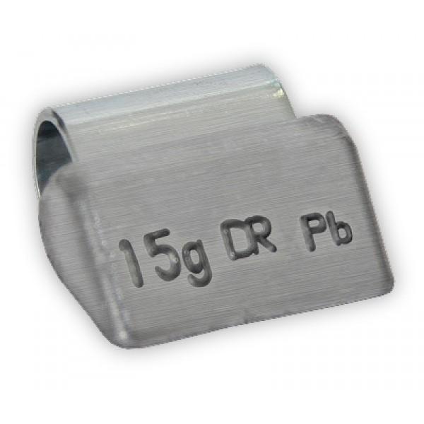 Грузик балансировочный для литых дисков 15 г Dr.Reifen