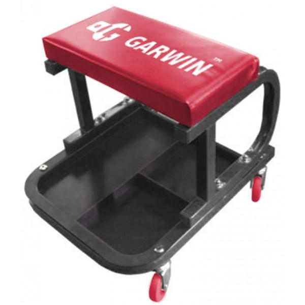 GARWIN  Сиденье механика усиленное передвижное, на колесах GE-CS01