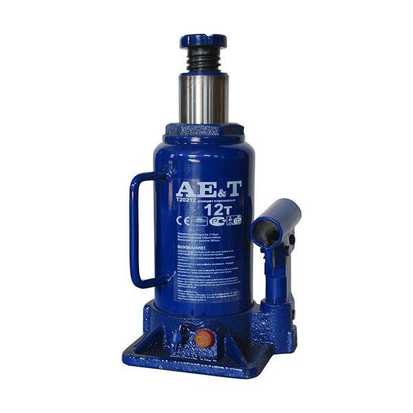 Домкрат бутылочный  AE&T 12т T20212