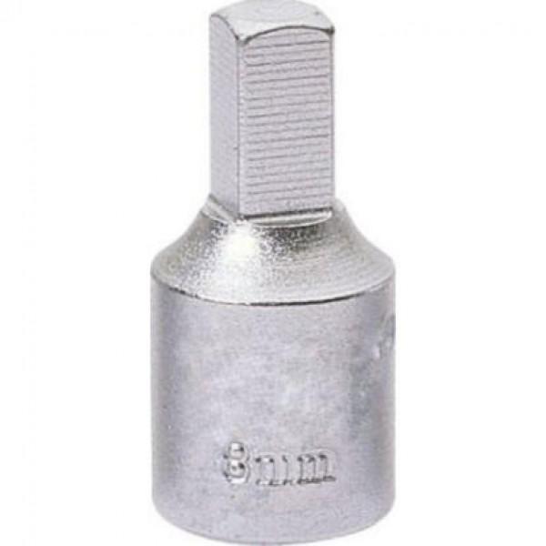Головка для масляных пробок 8 мм, 4 гр.