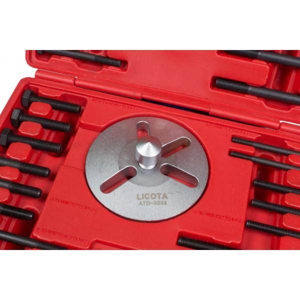 Съемник шкивов и рулевого колеса, универсальный LICOTA ATD-3033
