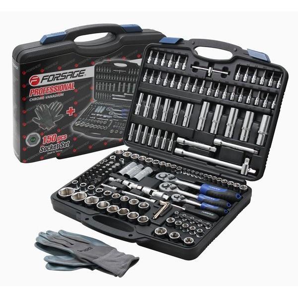 Набор инструментов Forsage 41501-5 150 предметов