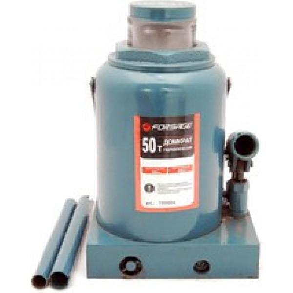 Forsage Домкрат бутылочный 50т с клапаном (h min 260мм, h max 415мм) F-T95004