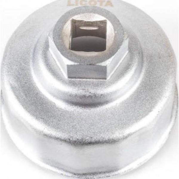 """Съемник масляных фильтров """"чашка"""" 64 мм 14 гр."""