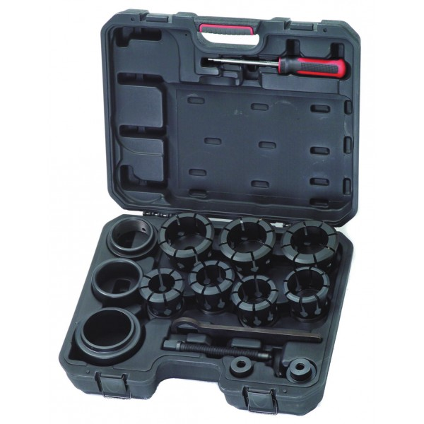 Съемник внутренней обоймы подшипника ступицы 15 предметов LICOTA ATC-1017