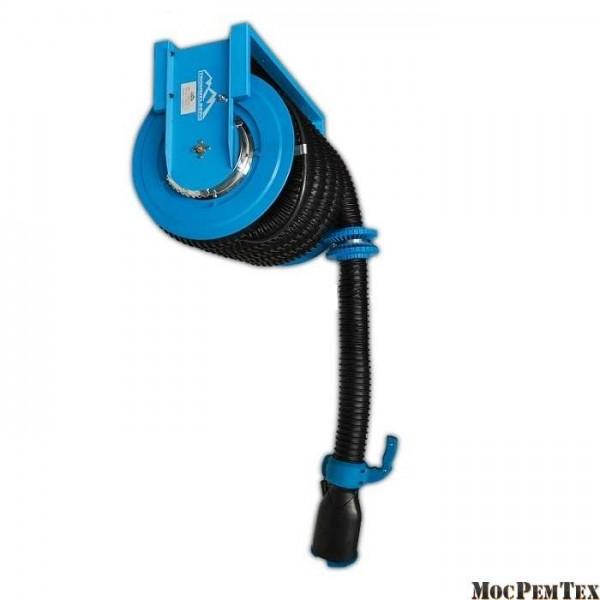 TROMMELBERG HR80-10/100 Катушка для удаления выхлопных газов HR80 (со шлангом 100 мм х 10 м)