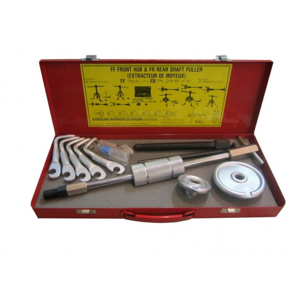 Съемник ступицы универсальный 90-180мм #2 LICOTA ATB-1061