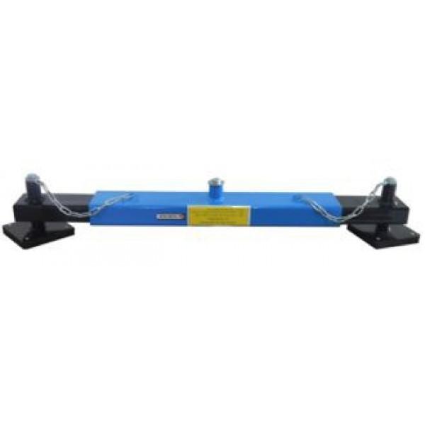 Forsage Балка-адаптер раздвижная для подкатных домкратов 2т (общая длина: 700 - 1050мм) F-TRF4901