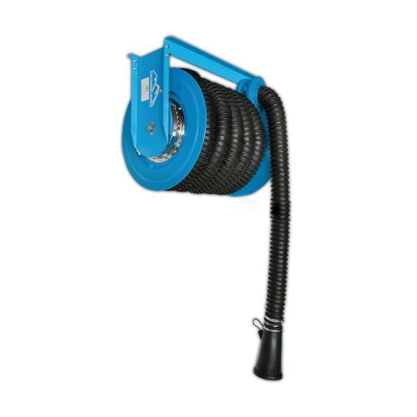 TROMMELBERG HR80-10/75 Катушка для удаления выхлопных газов HR80 (со шлангом 75 мм х 10 м)