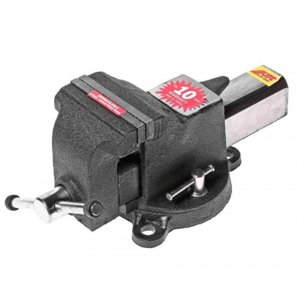 """Тиски слесарные поворотные 4"""" 100 мм. JTC-3121"""