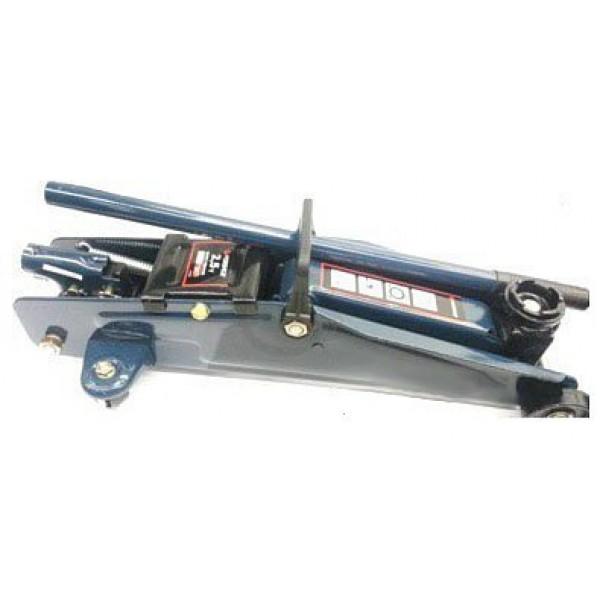 Домкрат подкатной Forsage   2,5т с фиксацией (h min 140мм, h max 387мм) F-TH22501CB
